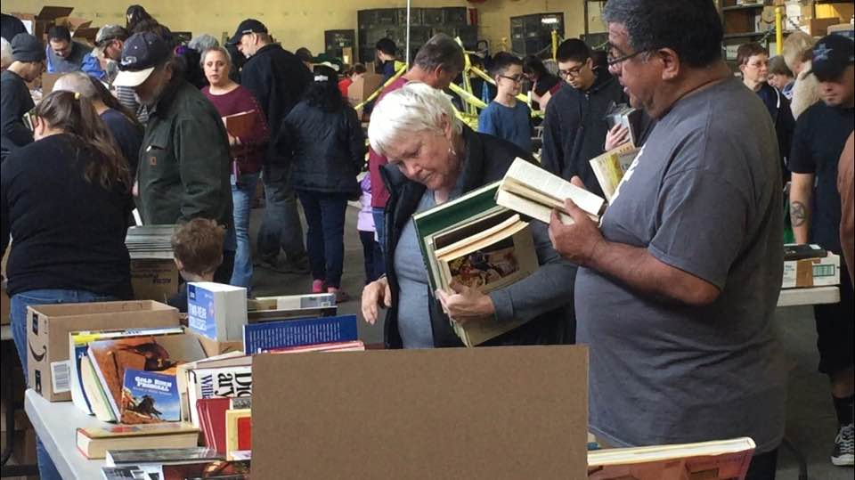 Yakima Valley Library holds its annual Big Book Sale