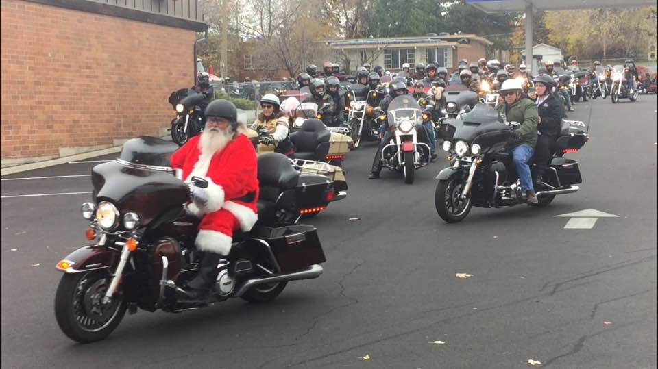 Salvation Army hosts annual toy run