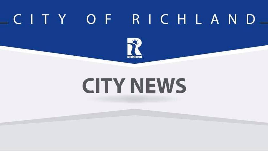 New Richland City Hall opens Tuesday, May 28th