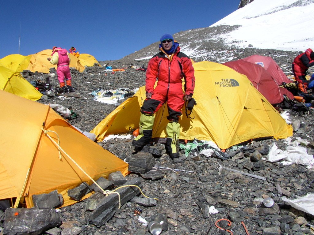 World-renowned Mount Everest guide returns to Richland