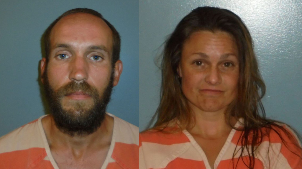 Two transients arrested in Hermiston for La Grande theft