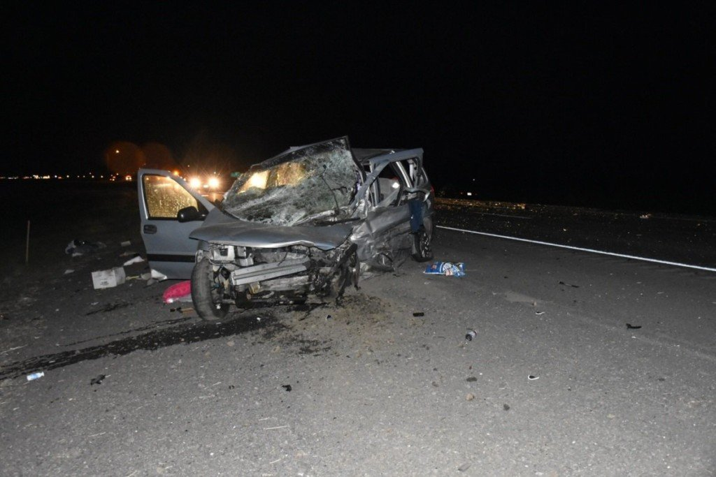 UPDATE: Wrong Way Collision Kills 2 in Umatilla County, Victims Identified