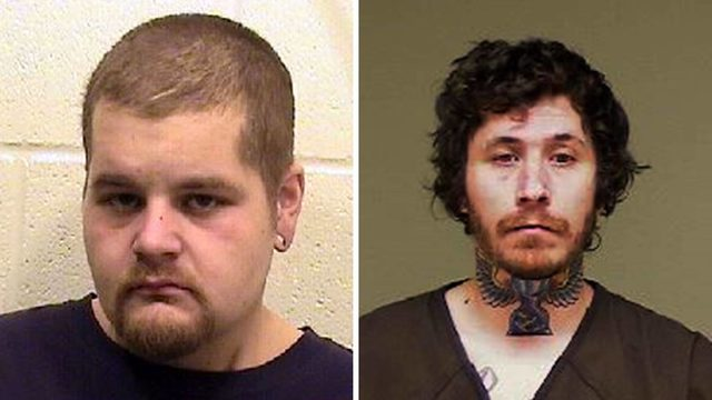 Two attempted burglary suspects arrested after police chase in Pasco