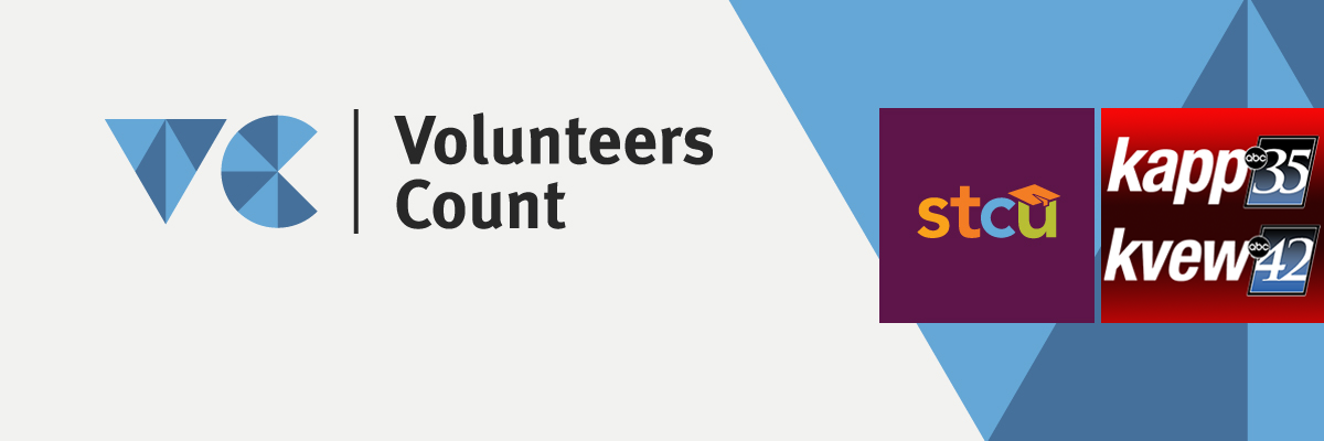 STCU Volunteer Count