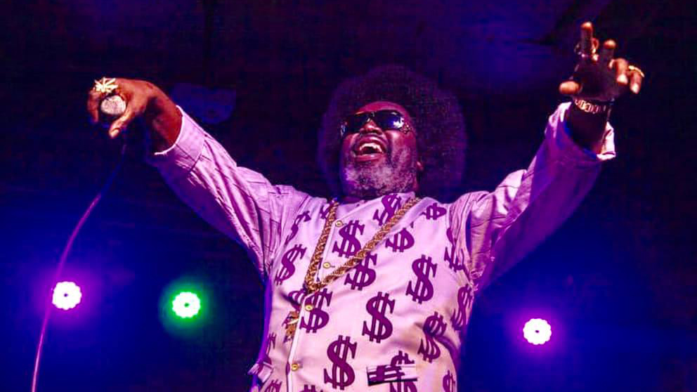 Afroman is performing at Joker's in Richland tonight