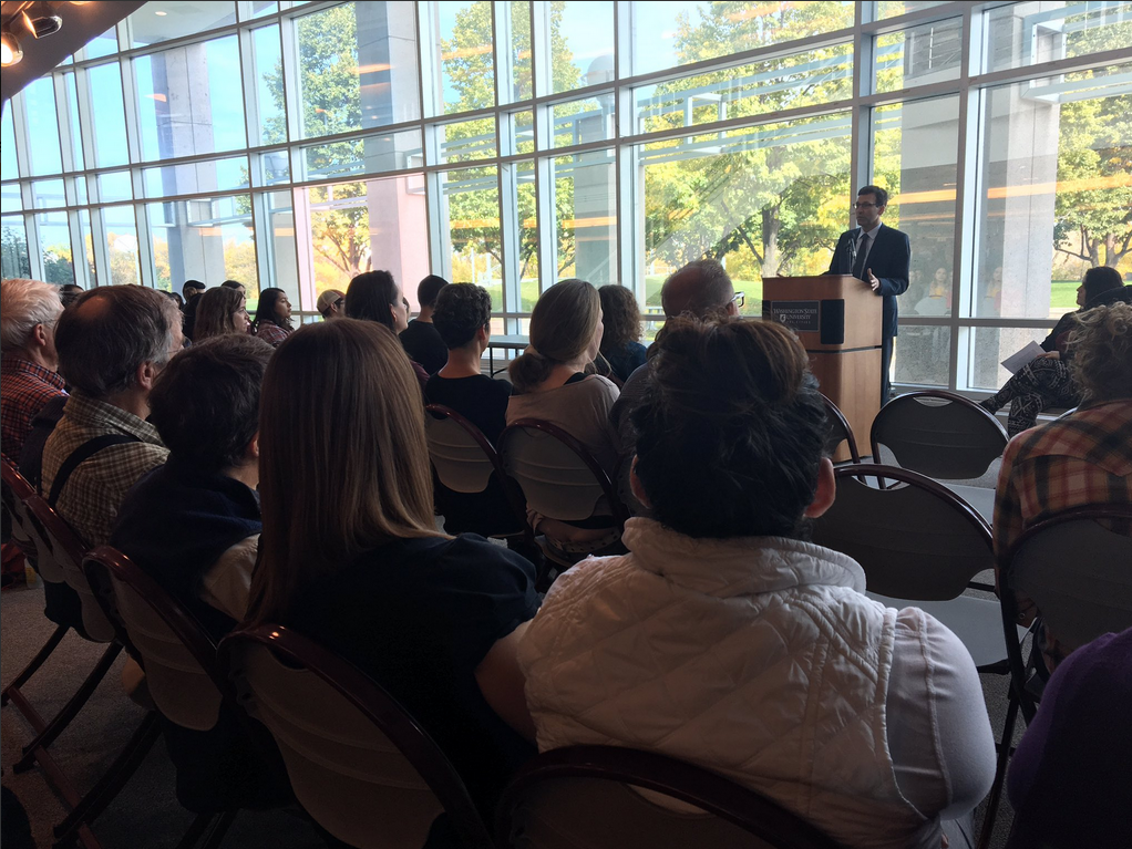 AG Ferguson speaks to WSU Tri-Cities about DACA lawsuit