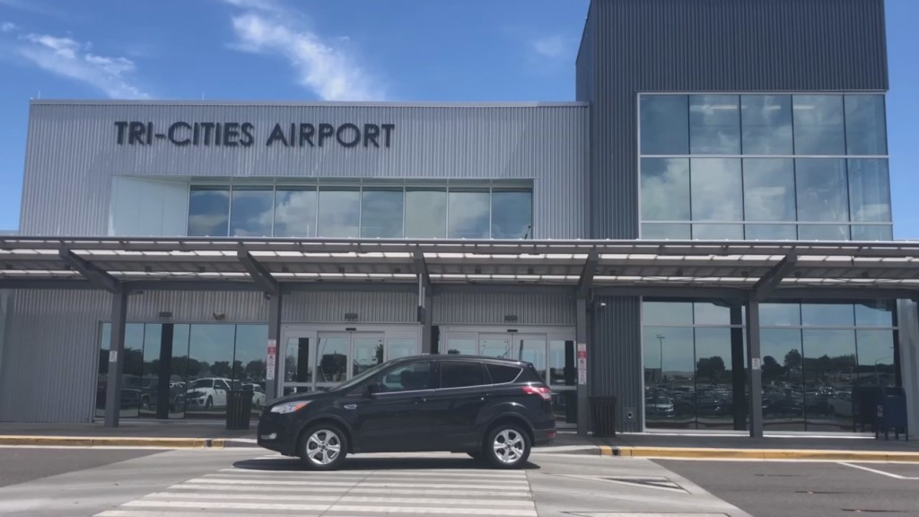 Tri-Cities airport starts $10 million taxiway project