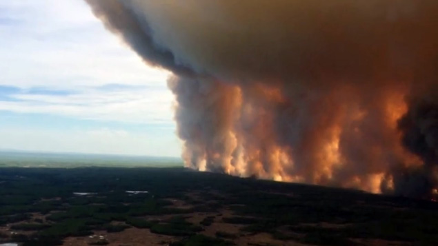 Smoke from Canadian wildfires drifts into Washington, other states