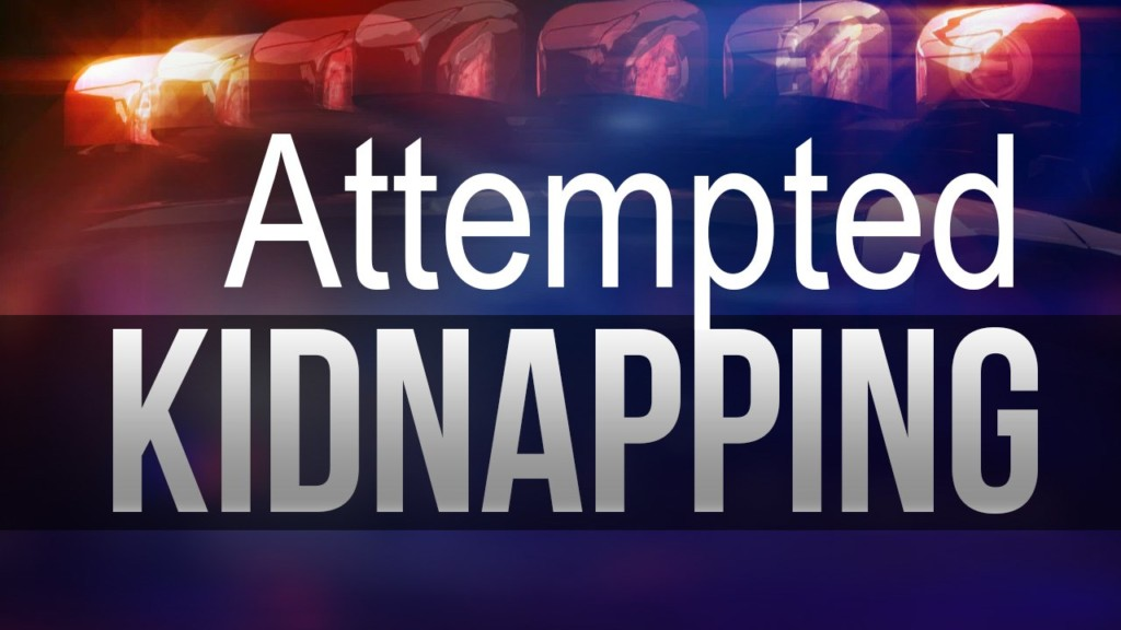 56-year-old woman credited for helping stop suspected kidnapping