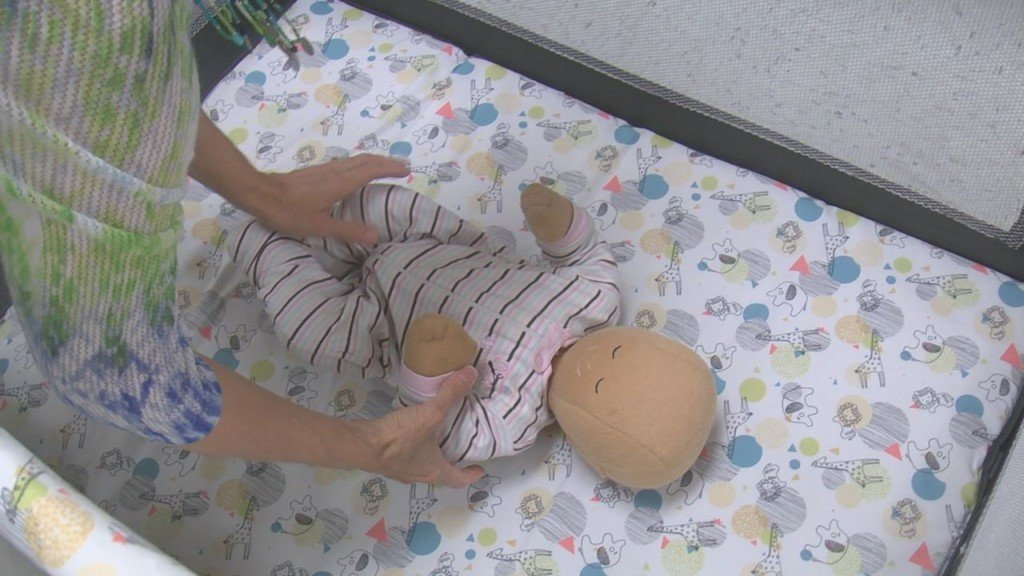 Washington baby strangled by blanket, Health District warns parents