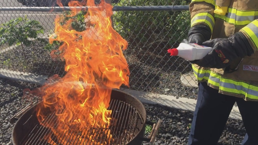 Pasco Fire officials share helpful BBQ season safety tips