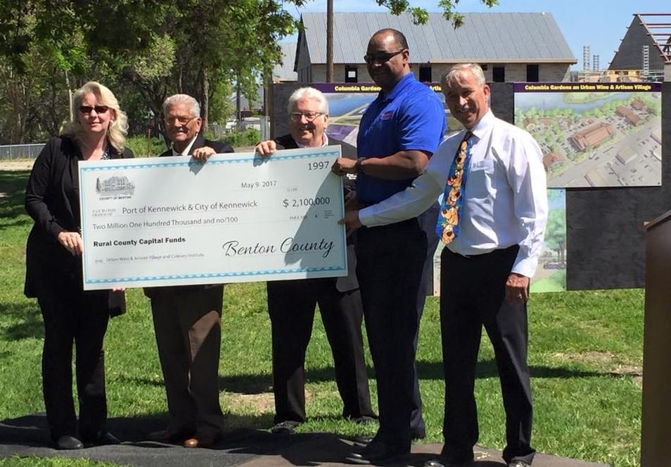 Benton County invests $2.1 million in riverfront project