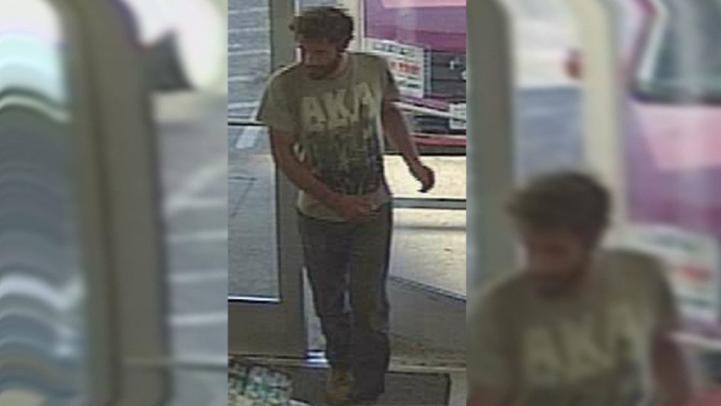 Yakima police search for theft suspect