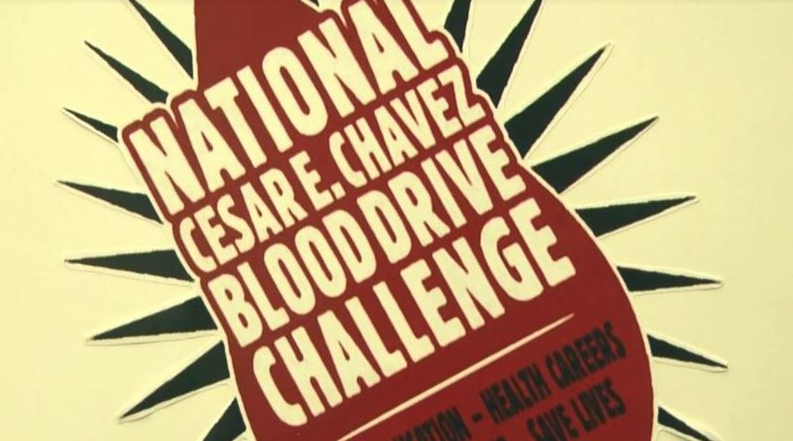 Students at Columbia Basin College compete in national blood drive challenge