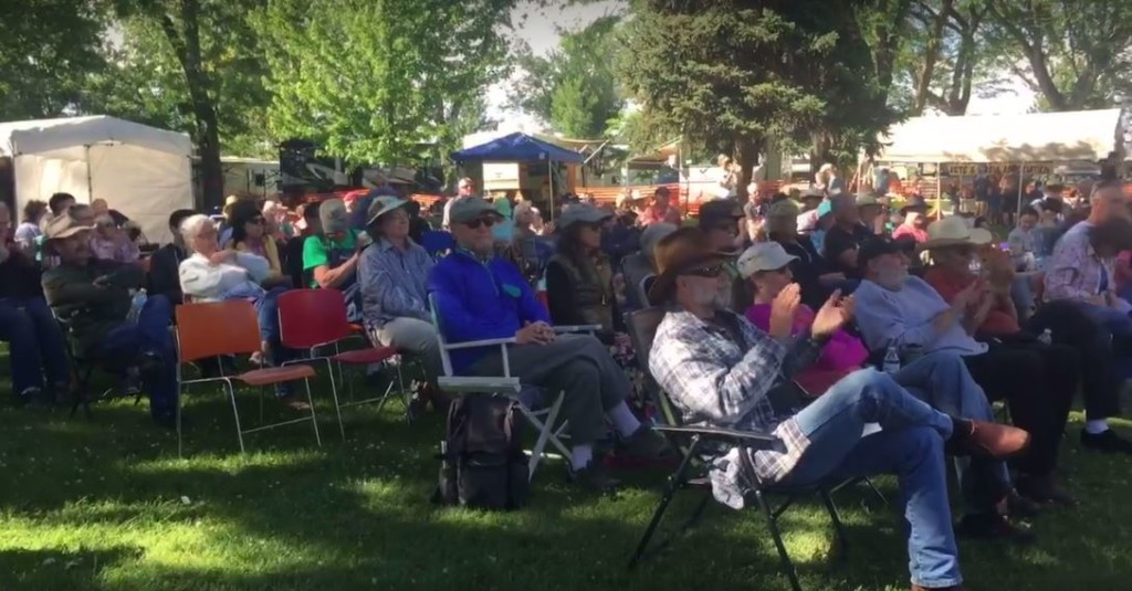 Sacajawea State Park hosts 14th Annual Bluegrass Festival