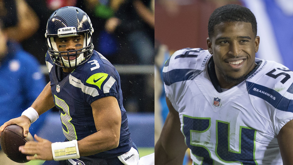 Russell Wilson, Bobby Wagner chosen as 2020 Pro Bowl starters