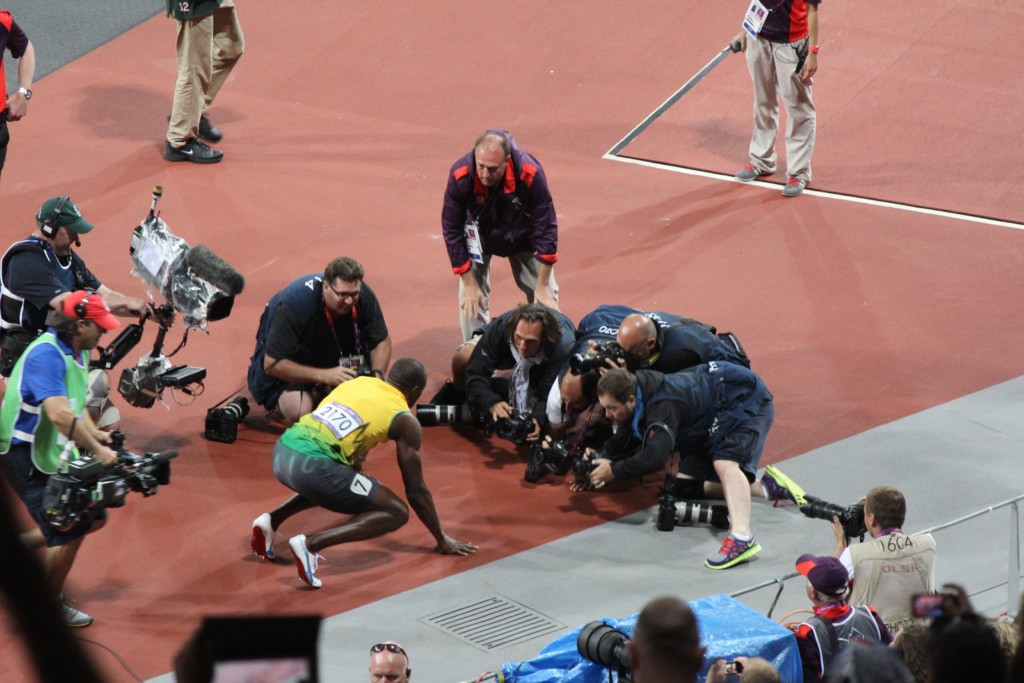 Usain Bolt: Sprinter loses one Olympic gold over teammate ...
