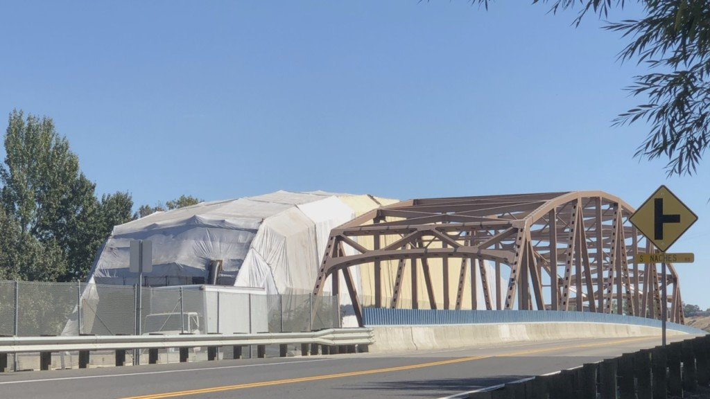 Bridge conditions continue to improve statewide