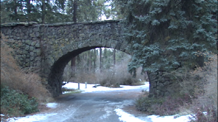 Pet owner warns of bridge after dog falls to its death in Manito Park