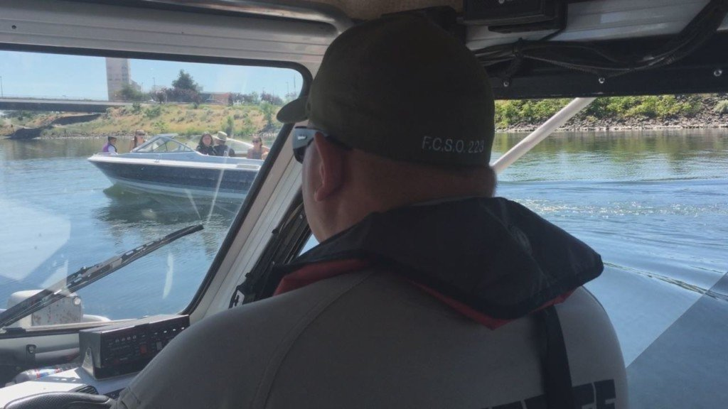 Patrols increase for boating under the influence