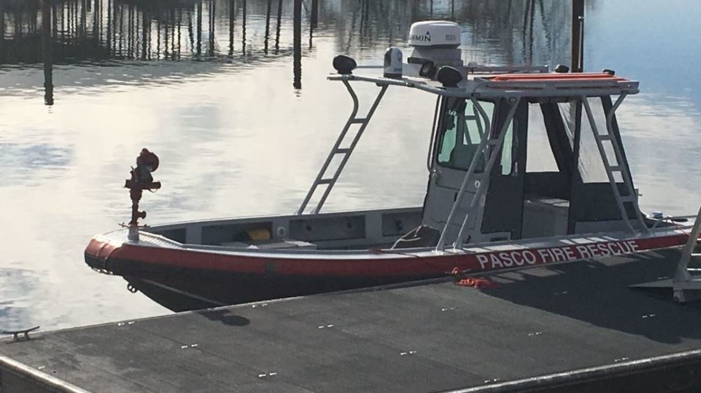 $9,100 donation funds new infrared camera for Pasco Fire rescue boat
