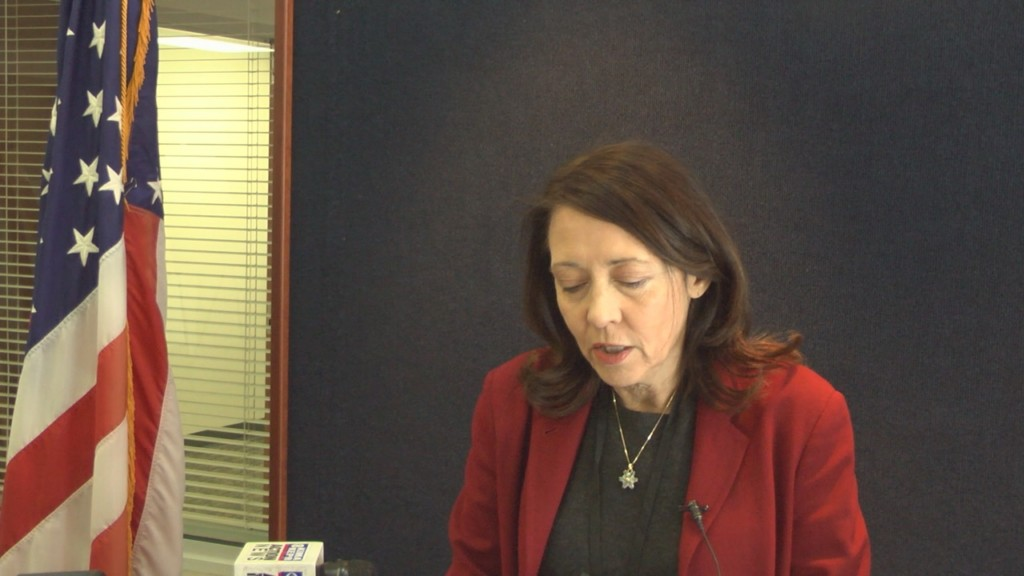 U.S. Senator Maria Cantwell shares new Hanford information