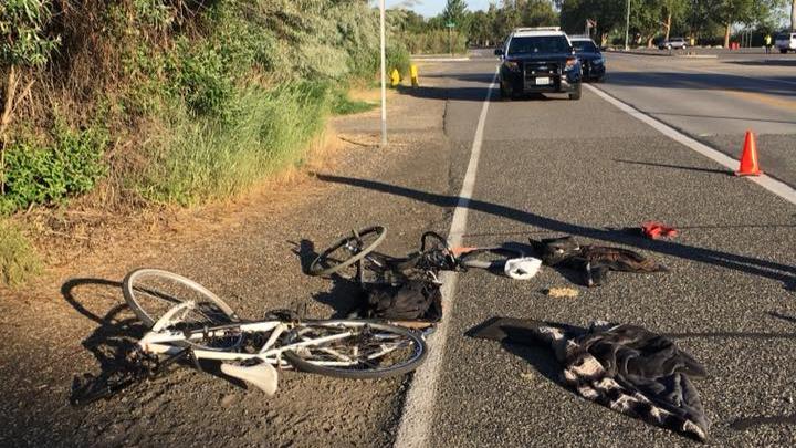 Police asking for help from public to identify hit-and-run driver that sent cyclist to hospital