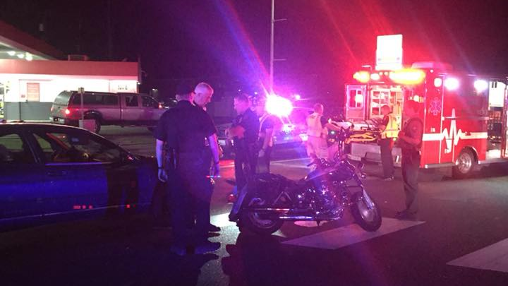 DUI motorcycle crash injures two, WSP says