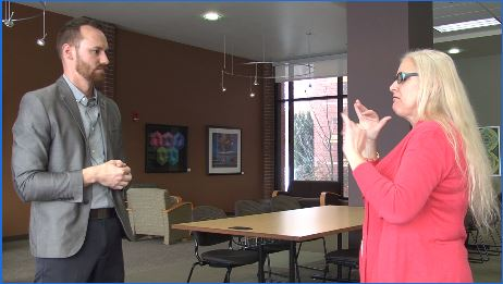 Yakima Valley College helping deaf students succeed