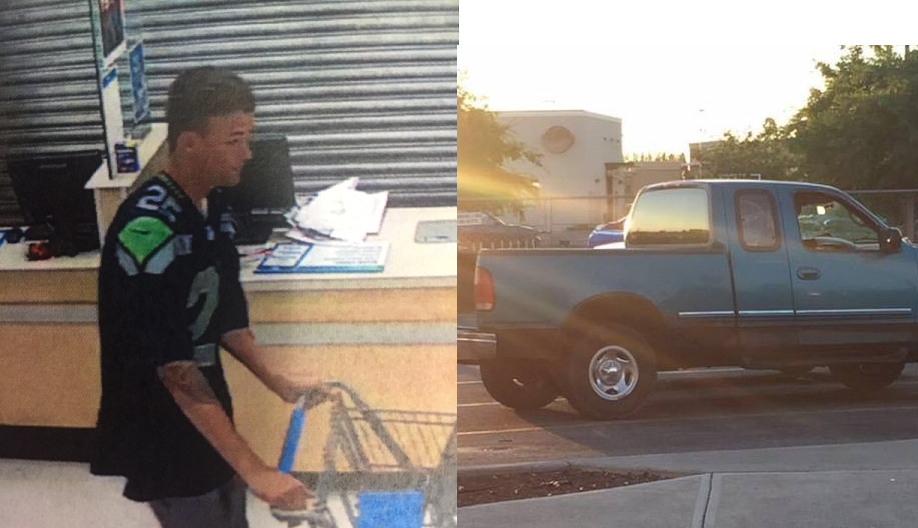 Richland police trying to find alleged car battery thief