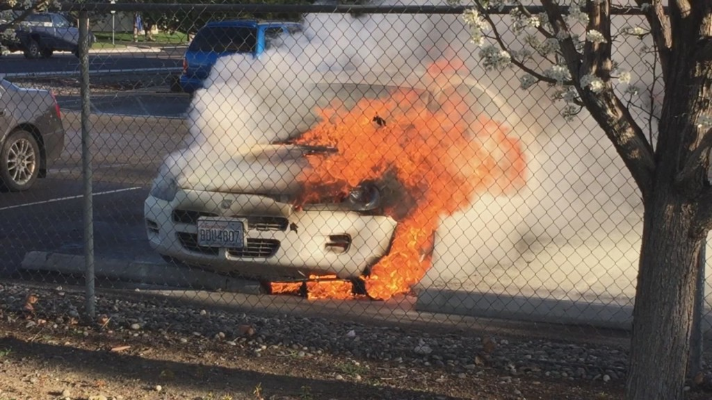 Crews have responded to unusually high number of vehicle fires in Tri-Cities this year