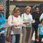 Moment of blessing held for Yakima homicide victim