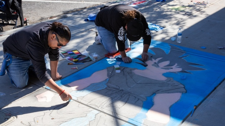 Chalk Art Fest to take over Downtown Yakima on Saturday