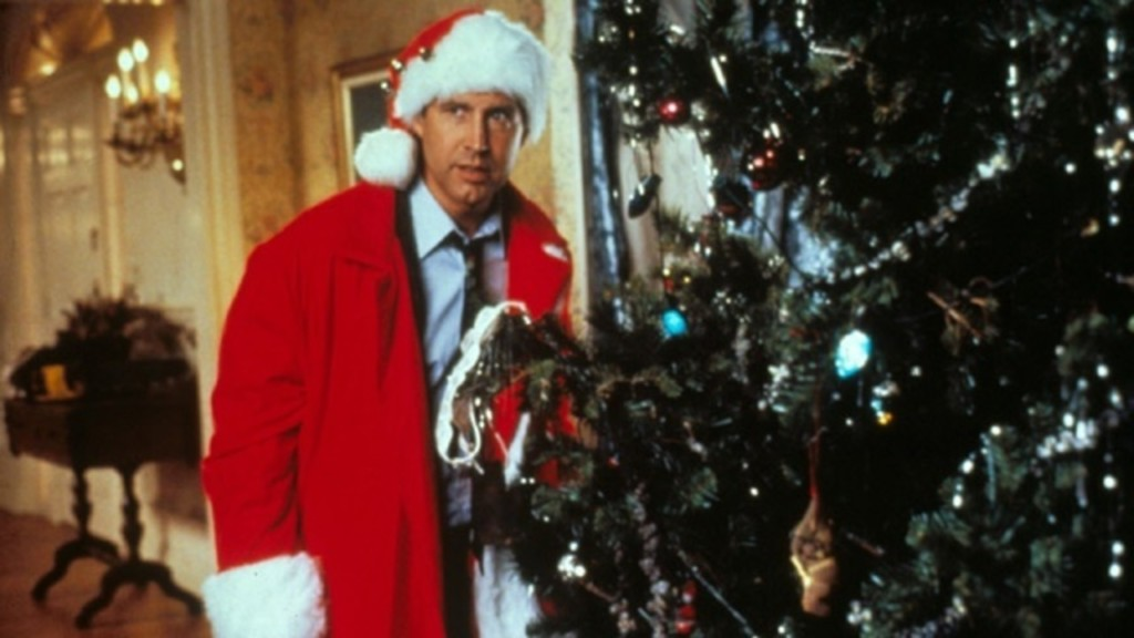 'National Lampoon's Christmas Vacation' now playing in AMC theaters