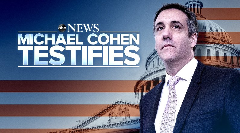 ABC News Special Report: Coverage of Michael Cohen's testimony before Congress