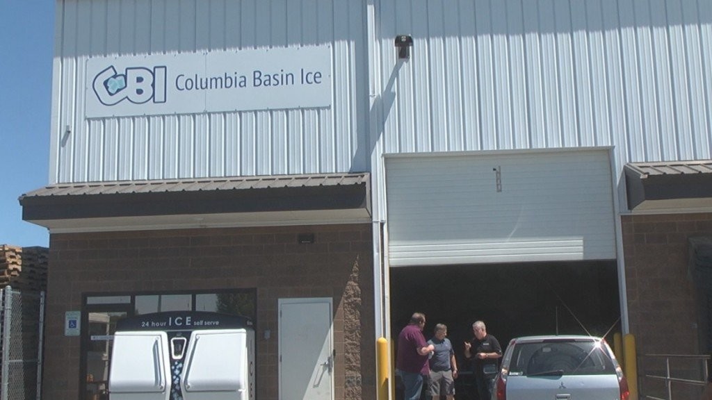 Columbia Basin Ice Incorporated revamps ice industry
