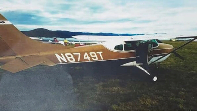 Body of missing Colville pilot found in Sullivan Lake