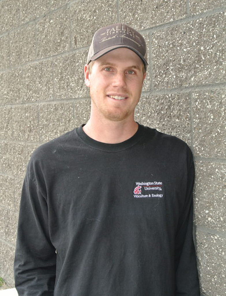 WSU viticulture and enology student earns national honor