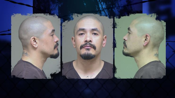 Luciano Cortes: High-Violent Offender fresh out of prison is already in the wind