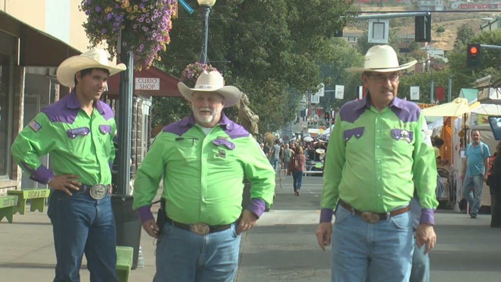 "Main Street Cowboys celebrate 68 years of putting on ""Greatest Show in the West"""