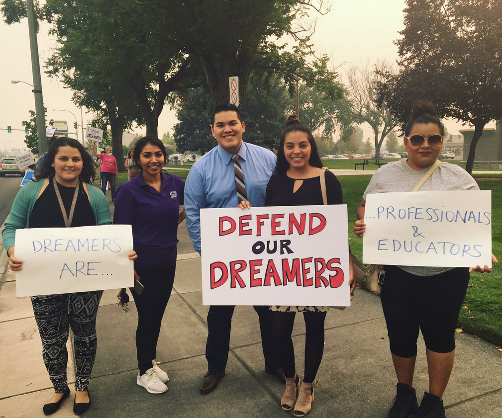 WSU Tri-Cities DACA students react to Trump Administration ending the program