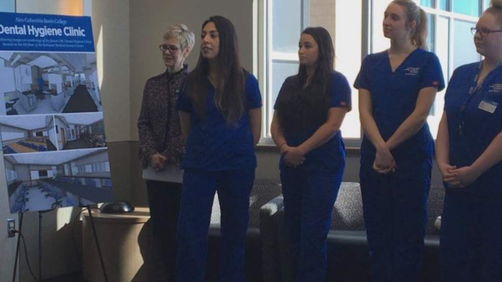 Dental hygiene students will get new, state-of-the-art clinic after $480,000 donation