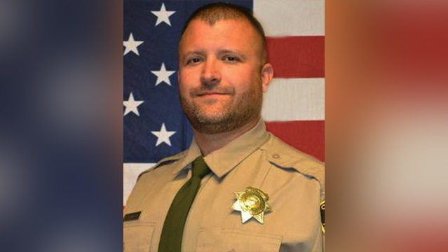 Golf tournament to raise funds for eternal flame memorial honoring Kittitas Co. Deputy Thompson