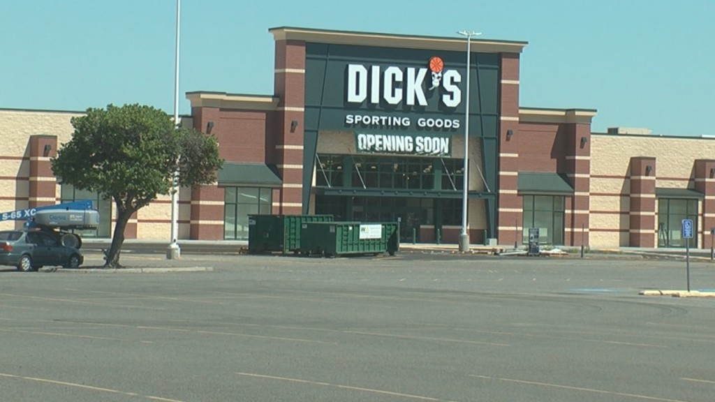 Dick's Sporting Goods grand opening begins Sept. 20
