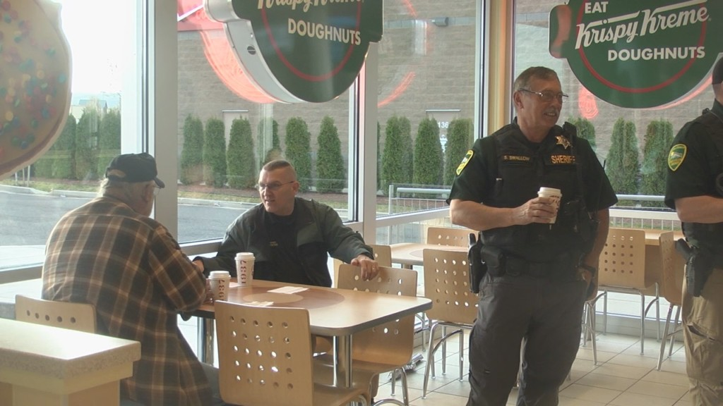 Yakima County Sheriff's Office to host Donuts with a Deputy