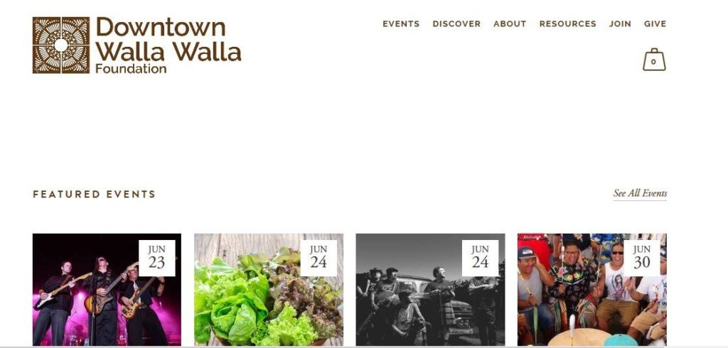 Downtown Walla Walla launches new website