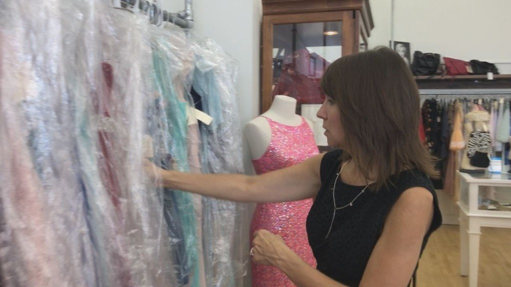 Local business offers homecoming dress shopping on a budget