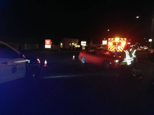 Driver hits pedestrian after failing to yield on Clearwater