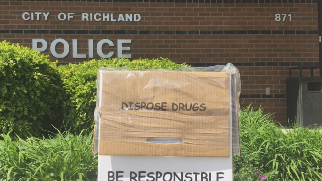 "Local law enforcement get ready for ""Drug Take Back"" day"