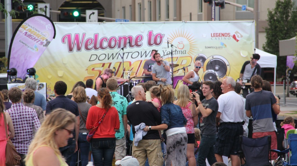 Downtown Summer Nights returns with new location